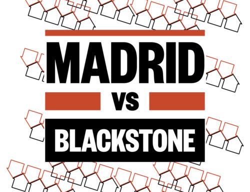 Juicio a Blackstone: la vivienda es un derecho