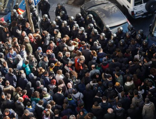 Hasta 232 desahucios al día en el Estado español