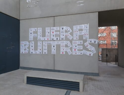 El Relator especial de la ONU se reúne con el Sindicato de Inquilinas de Madrid